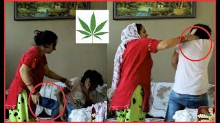 DESI WEED Prank On DESI MOM (Gone Wrong) | Pranks In INDIA 2017