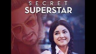 Secret Superstar Trailer Launch | Aamir Khan, Zaira Wasim, Kiran Rao, Advait