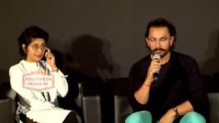 Aamir Khan 'Creepy' In Secret Superstar Kiran Rao Didn't Want To Do Secret Superstar