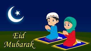 Eid Rhyme in Hindi | Indian Festival | Eid 2017 | StoryAtoZ.com (Hindi)