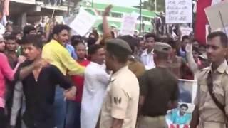 Bihar police crackdown on 'Not In My Name' protestors