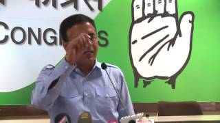 AICC Media Byte by Randeep Surjewala at Congress HQ. , 7 August 2017