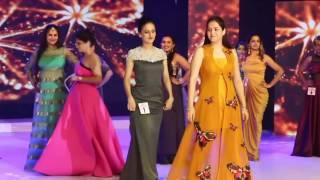 Mrs India Beauty Queen 2017 - Sanjeev - Prateik - Priti - Ashok - Trushali Winner - Navi Mumbai