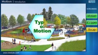 Motion- Types of Motion | Letstute