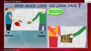 Mess of 100 Bucks | Letstute