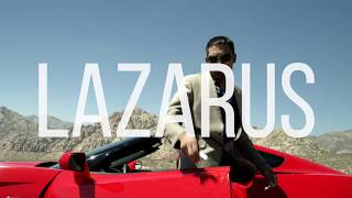 Lazarus - Man On A Mission - Official Trailer   DesiHipHop