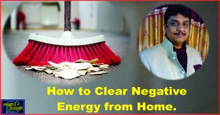 How to Clear Negative Energy from Home.