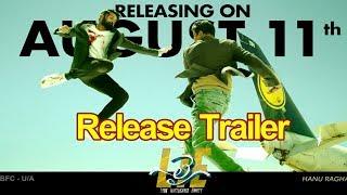 LIE Movie Release Trailers | Nithin | Arjun | #LIE | Megha Akash | Hanu Raghavapudi |