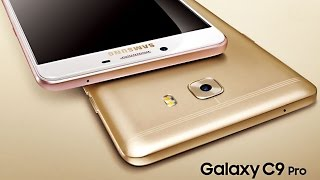 Samsung Galaxy C9 Pro hands on review | NewZNew