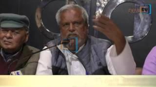 Jaat Arakhshan | जाट आरक्षण | Press Conference at Chandigarh | NewZNew