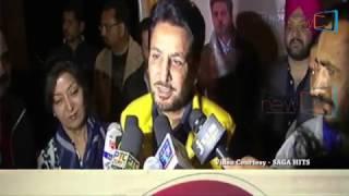 Gurdas Maan | PUNJAB । पंजाब | Press Conference | Gurickk G Maan | New Punjabi Songs 2017