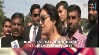 ROSE Festival Chandigarh 2017 | रोज फेस्टिवल 2017 | NewZNew