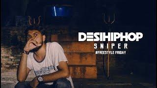 Sniper (Boom Shiva) | Freestyle Friday | Delhi | Desi Hip Hop 2017