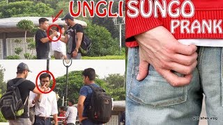 Ungli Sungo Prank (Finger Smelling) | Pranks in India