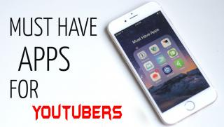 Must have apps for tech channel