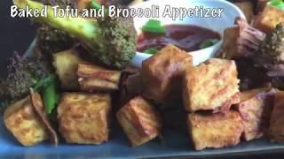 Crispy Baked Tofu Appetizer Recipe Tofu Pakoras - Tofu 65 Easy Recipe   Vegan Gluten free