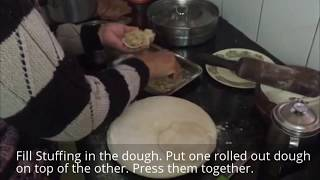 How to make Mooli Paratha | Tips on making Mooli Paratha | Stuffed Indian Bread Recipe