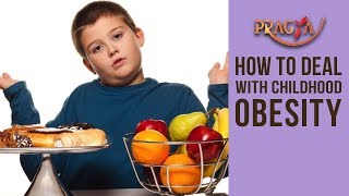 How To Deal With Childhood Obesity Dr. Rashmi Bhatia (Dietician)
