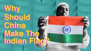 Why should China make the Indian flag? : Abdul Gaffar Ansari, Oldest Flag-maker in Delhi