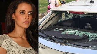 Neha Dhupia Ka Hua Road Accident | Marte Marte Bachi Neha Dhupia