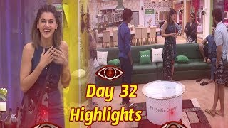 Tapsee In Bigg Boss telugu Show |BiggBoss Episode 33 | Tapsee Entry In #BiggBoss : Day 32 Highlights
