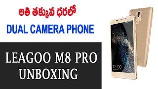 Leagoo M8 Pro Unboxing Telugu | Banggood