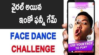 FaceDanceChallenge, The New viral Internet game Telugu