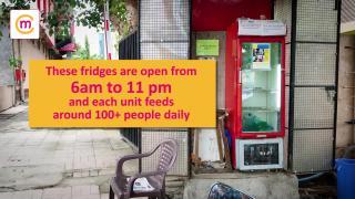 Mumbai Waalon ka Dil - Bade Dilwale #CommunityFridge