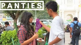 Pulling Panties From Hair Prank | ANB Team | Pranks in India