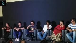 Aamir Khan Introduced New Secret Super Star Singer Meghna | Main Kon Hu Song | Secret Superstar