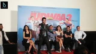 Judwaa 2 Official Trailer Launch | Varun Dhawan | Taapsee Pannu | Jacqueline Fernandez