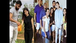 Anushka Sharma Spends Time With Virat Kohli In Sri Lanka Anushka Sharma-Virat Kohli relationship