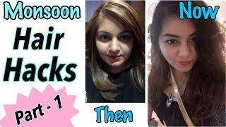 Monsoon Hair Care Tips & Hacks | Hair Care Home Remedies | JSuper Kaur