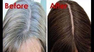DIY Black Hair Dye - Natural | How to Dye Hair At Home | JSuper Kaur