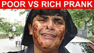 Buying Food Poor vs Rich Social Experiment n Pranks in India