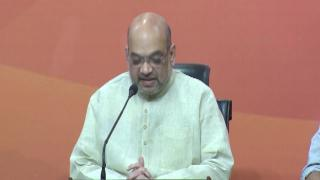 Amit Shah hails SC ruling on triple talaq