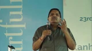 Address & Q&A session by Sh Rajeev Gupta, Secretary(Youth Affairs) during International Yoga Seminar