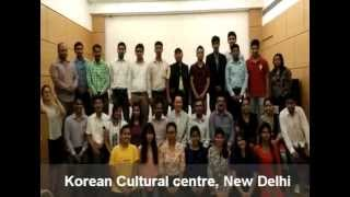 India Intergovernmental Youth Exchange Program 03 June - 12 June 2015