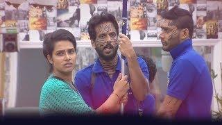 Mumaith khan enters In to Big Boss House revenge : Big boss telugu day 37 highlights : episode 38