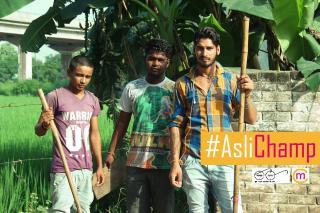 Swacch Bharat ke #AsliChamp