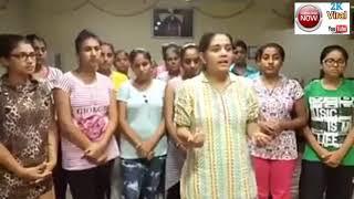 बाबा राम रहीम के संस्थान के हॉस्टल में रहने वाली लड़कियों ने तोड़ी चुप्पी, बोली उन्होंने हमारे साथ..
