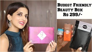 India's Most Affordable, No 1 Beauty Subscription Box- GlamEgo August Box