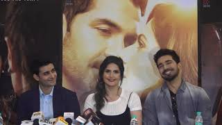 Aksar 2 Official Trailer Launch | Zarine Khan, Gautam Rode, Mohit Madan, Sreesanth | Aksar 2