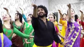 Maar Dala (Devdas) Kathak Bollywood- Devesh Mirchandani in China