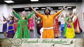 Dholi taro dhol Baje- BollyFolk by (Devesh Mirchandani) in China