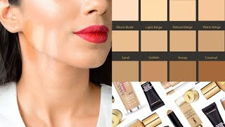 HOW TO CHOOSE THE RIGHT FOUNDATION SHADE? I What is THE BEST FOUNDATION for YOU! I Back To Basics