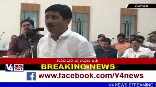 Massive debate about Disposal of garbage at Mangalore City Corporation Meeting