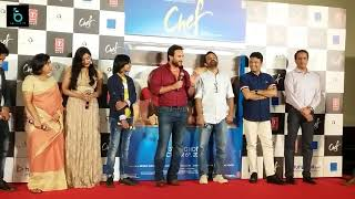 Chef Official Trailer Launch | Saif Ali Khan