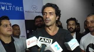 Arjun Rampal Promoting Daddy Movie Arjun Rampal, Aishwarya Rajesh
