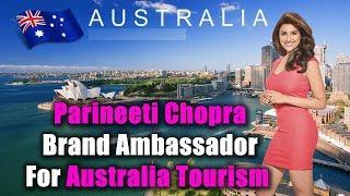 Parineeti Chopra Promote Australia Tourism at YRF Studios - Yash Raj Films